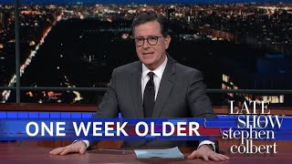 One Week Older: Trump Should Totally Talk To Mueller
