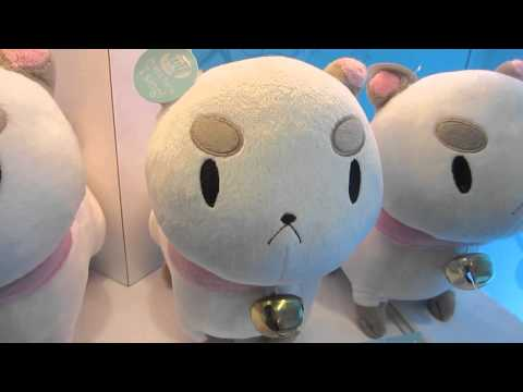 Bee and Puppycat Talking Plush - Toy Fair 2015