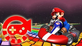 360° Video - Mario Kart, Rainbow Road
