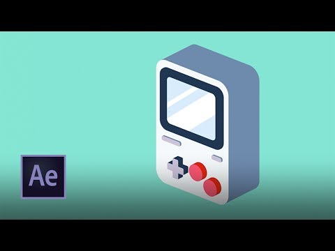Learn How to Create a 3D Animation in After Effects | Adobe Creative Cloud