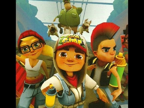 Subway Surfers Mod Unlimited Keys and Coins 100% Working