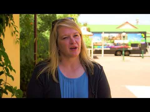 Australian Government Mobile Service Centres -- Serving Regional Australia