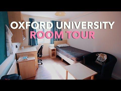 Oxford University Room Tour | Postgraduate Accommodation 2017