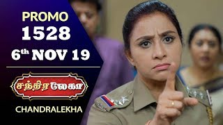 Chandralekha Promo | Episode 1528 | Shwetha | Dhanush | Nagasri | Arun | Shyam