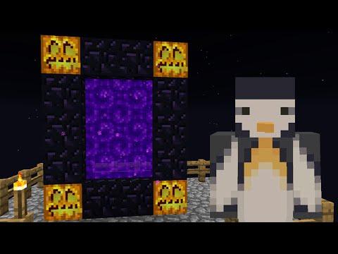 Minecraft - Sky Block Challenge - Nether Portal [Episode 5]