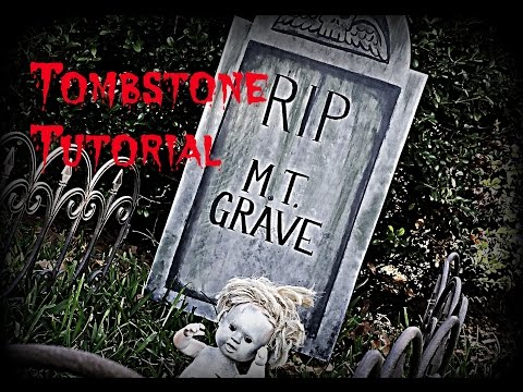 Tombstone Tutorial