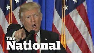Donald Trump vs. the Media   The Sunday Talk
