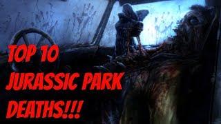 Download Top 10 Jurassic Park Deaths! Video
