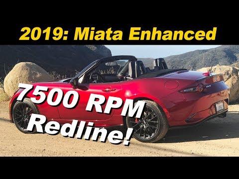 2019 Mazda MX-5 Miata - Perfection Refined