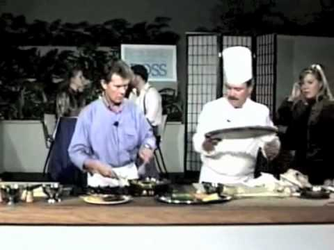 Cooking with Ross Ted Nebbling Indonesian