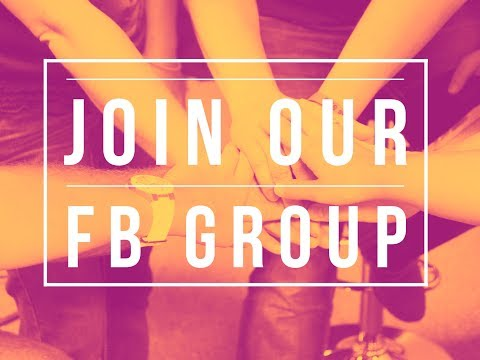 Join Our Private FB Group