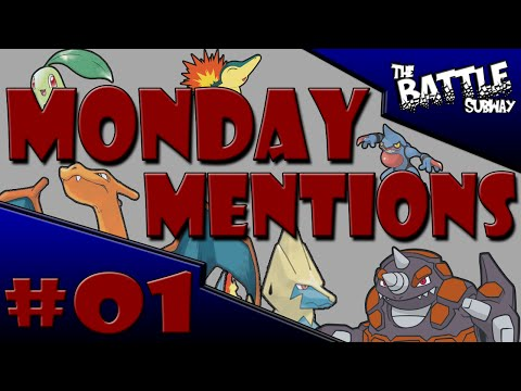 Monday Mentions! Episode 01 - Feb 2nd 2015