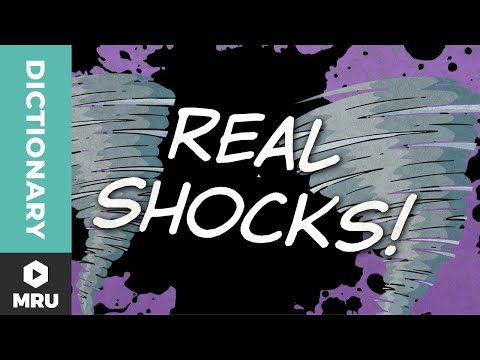 What are Real Shocks?