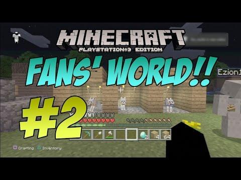 Ethangamertv Fans Minecraft World 1 Kid Gaming