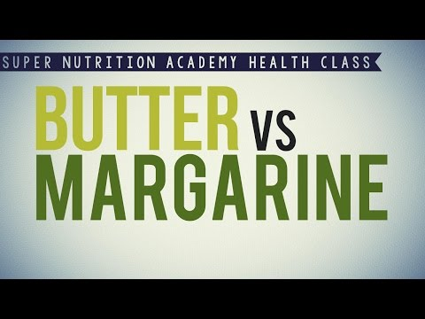 Butter vs Margarine - What's the Difference Between Butter and Margarine