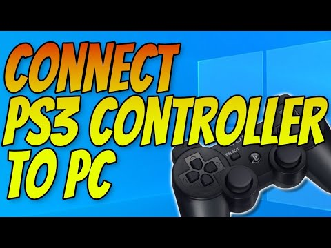 Use PS3 controller on PC Tutorial 32-bit (REVISED)