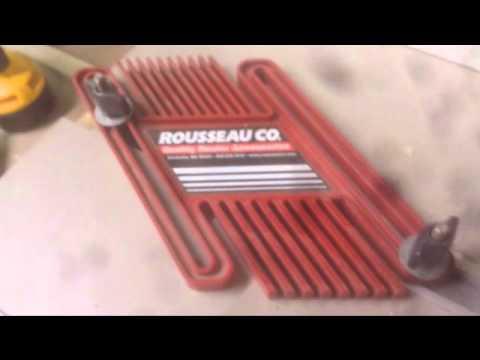 Shaker or panel door construction for beginners.