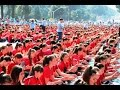 Guinness World Record 2017 CUP SONG ALBANIA