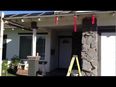 DIY How to Fix an uneven roofline?