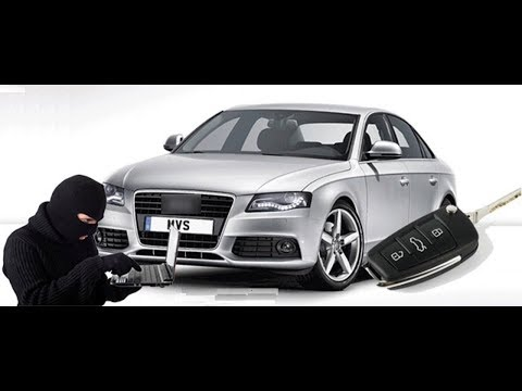 thieves can steal your car WITHOUT taking your keys