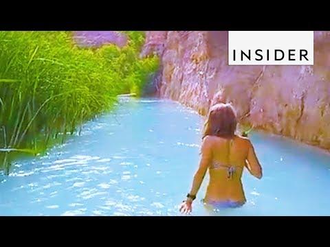 Hidden Arizona Swimming Hole