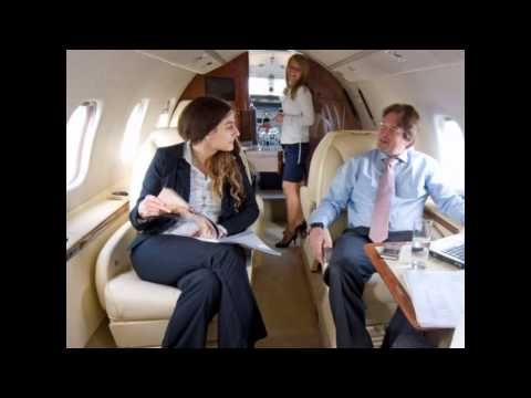 Charter Mid-sized Private Jets - Midsized Jets