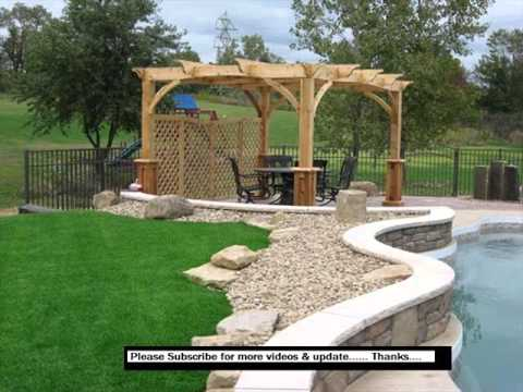 Artificial Grass Around Pools | Swimming Pools Artificial Turf Lawns Pic Collection