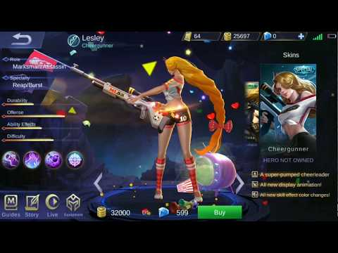 Mobile Legends | New Unreleased skin preview