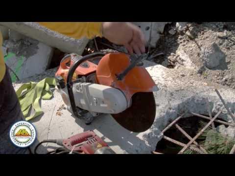 The Spec Show - Cutting Metal when breaching Concrete (Mignogno)