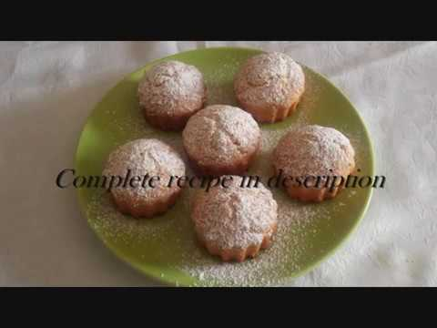 Coconut muffins with rum