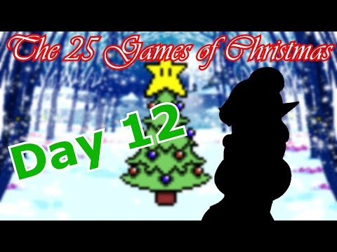 The 25 Games of Christmas - Day 12
