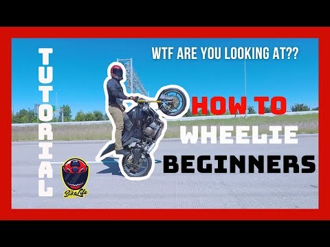 How to Chase wheelies (Beginners)