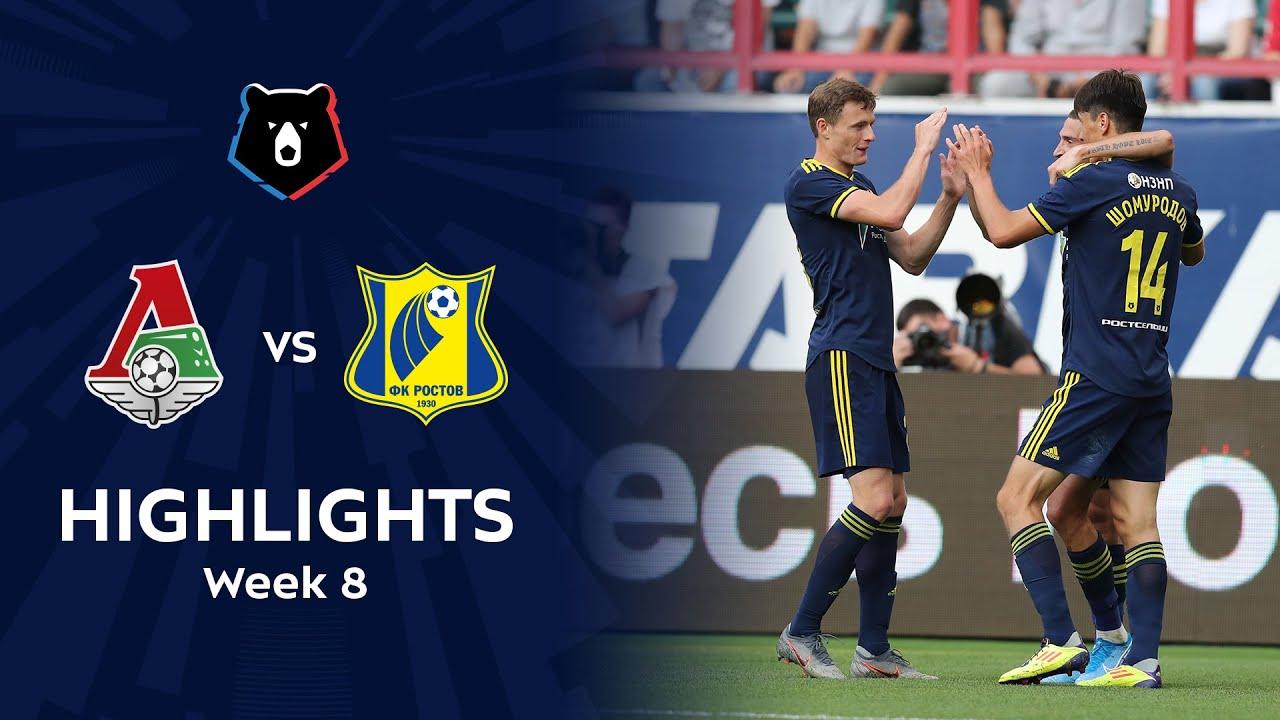Highlights Lokomotiv vs FC Rostov (1-2) | RPL 2019/20