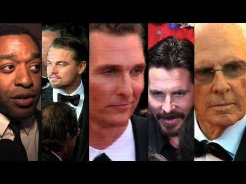 Oscars 2014: Nominees for the 'Best Actor' award