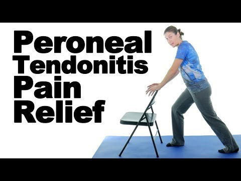 Peroneal Tendonitis Stretches & Exercises – Ask Doctor Jo