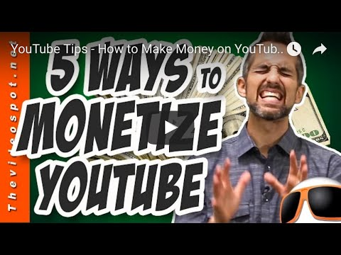 YouTube Tips - How to Make Money on YouTube for your Business- by Owen Video