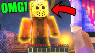 DO NOT PLAY MINECRAFT WITH JASON VOORHEES ON FRIDAY THE 13TH *DON