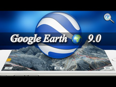 Google Earth New Features
