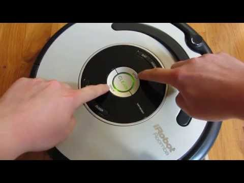 iRobot Roomba - How to Reset the Roomba