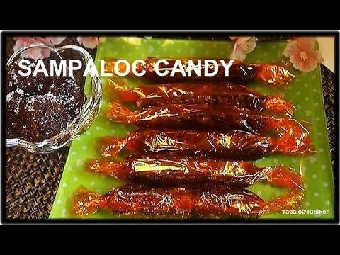 Sampalok Candy (Pinoy Tamarind Candy)