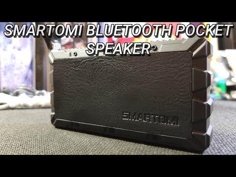 Smartomi Bluetooth Pocket Speaker