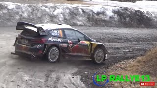 Rallye Monte Carlo 2018 WRC - Attack and Limit - (Day3)