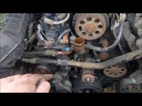 1995 Ford Ranger Lima Timing Belt Replacement