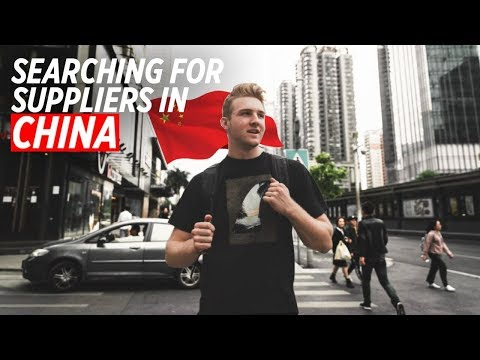 Searching For Ecom Suppliers In China (Real Life Edition)