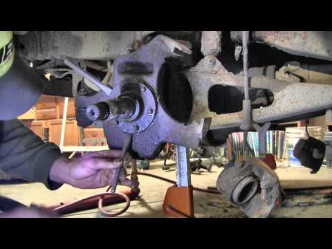 1992 Ford F-150 Ball Joint Replacement