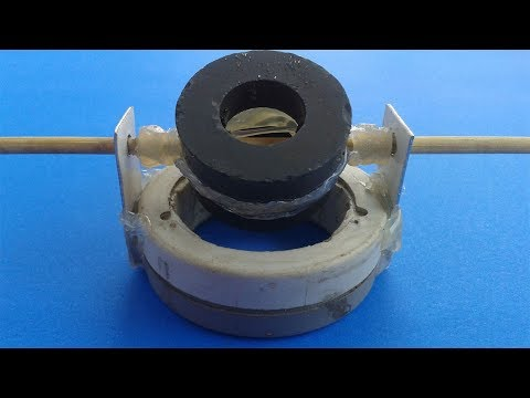 How to Make a Magnet Motor Generator