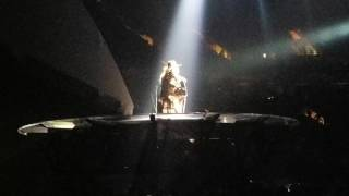 Lady Gaga - Joanne World Tour - Joanne + Speech - Vancouver