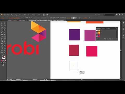 How To Make a Robi logo | Tutorial-Bangla