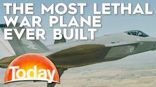 The most lethal war plane ever built | TODAY Show Australia
