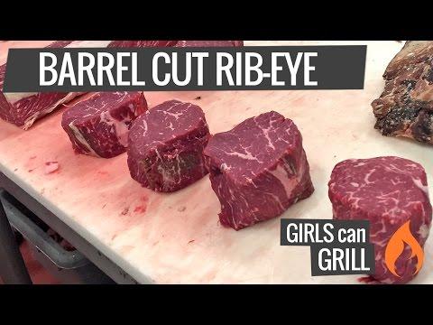 PERISCOPE: Barrel Cut Rib-eye Steaks